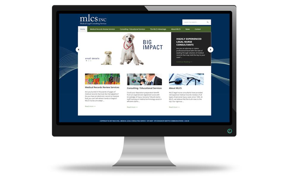 business consultants website