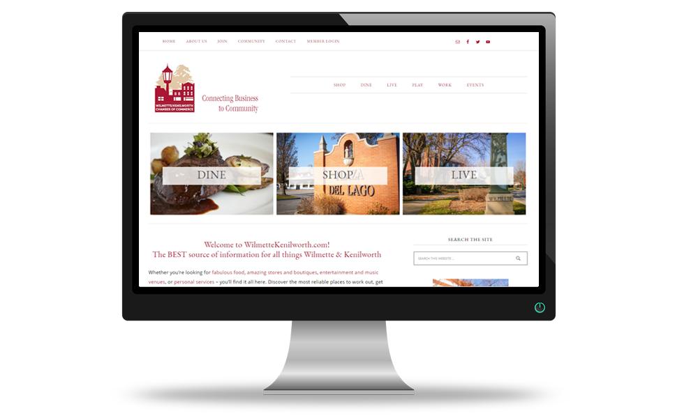 chamber of commerce website