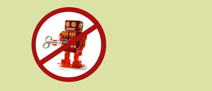 No Robot Presentations