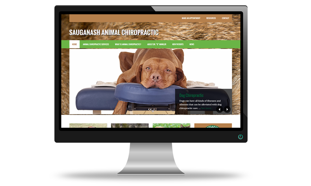 animal wellness website