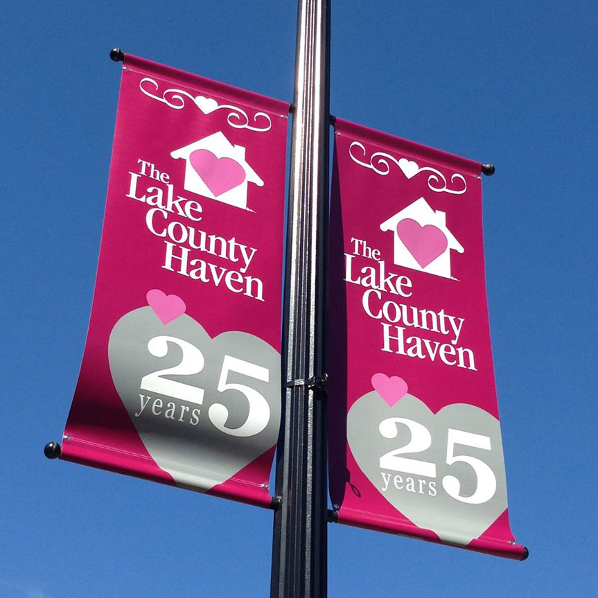 design street banners