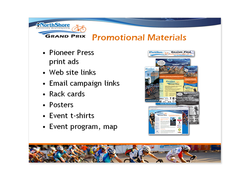 sponsor presentations