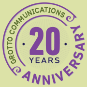 Grotto Communications Inc. 20th Anniversary