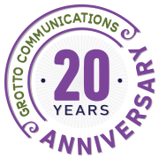 Grotto Communications 20 Years