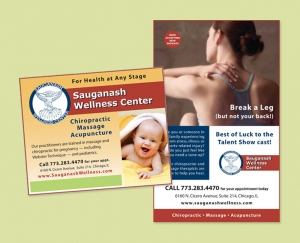 Wellness Center ad