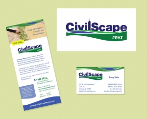 CivilScape News branding