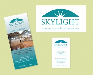 Skylight event space logo
