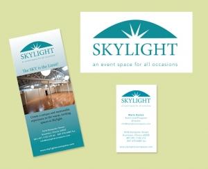 Skylight event space logo