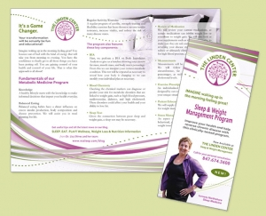 Wellness Center brochure