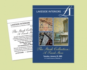 Lakeside Interiors invitation